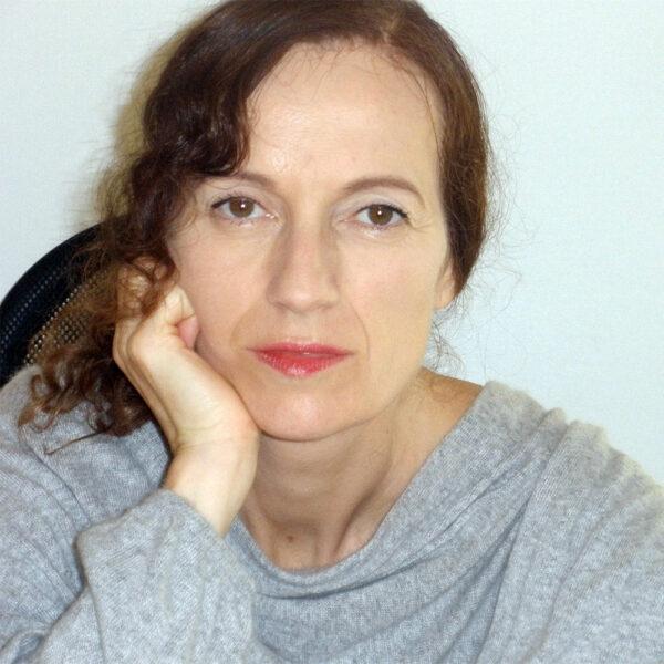 Portrait von Ina Wielenski